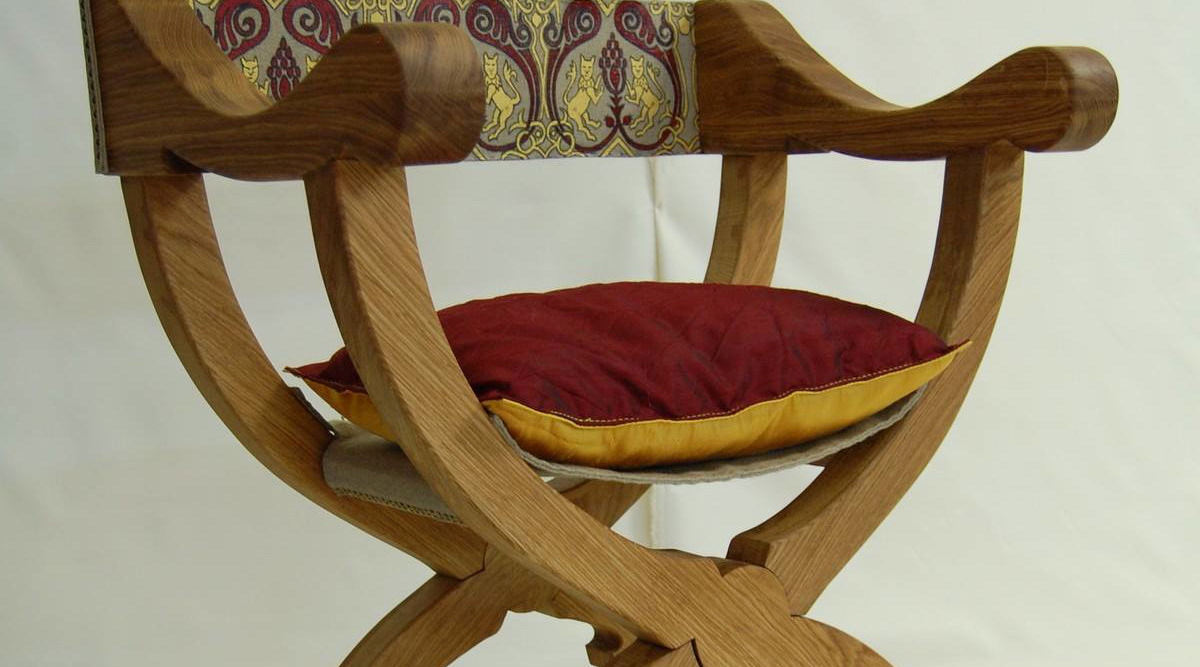 Ancient roman furniture chairs - Armchairs Stools Chairs