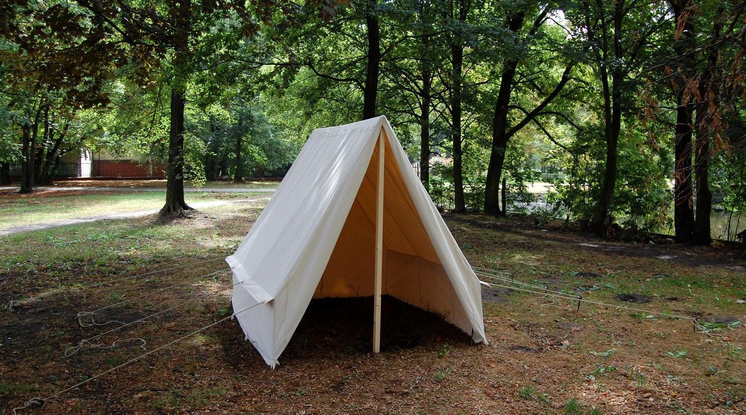 Historical Tents Tentorium Anglo Saxon Geteld