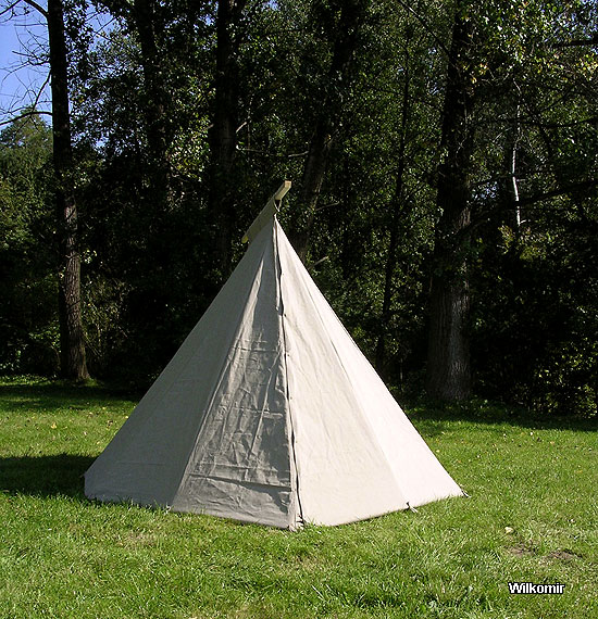 This historical tent is hand made of unbleached linen and impregnated linen threads. & Historical tents - Tentorium - Anglo-Saxon Geteld historical ...