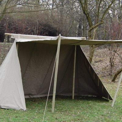 Historical tents - Tentorium - Anglo-Saxon, Geteld