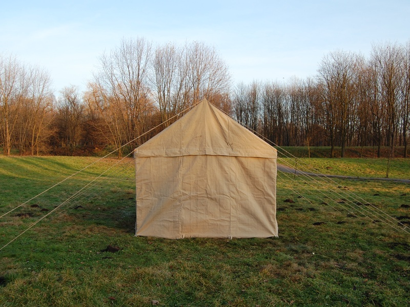 The Tent for a Centurion. & Historical tents - Tentorium - Anglo-Saxon Geteld historical ...