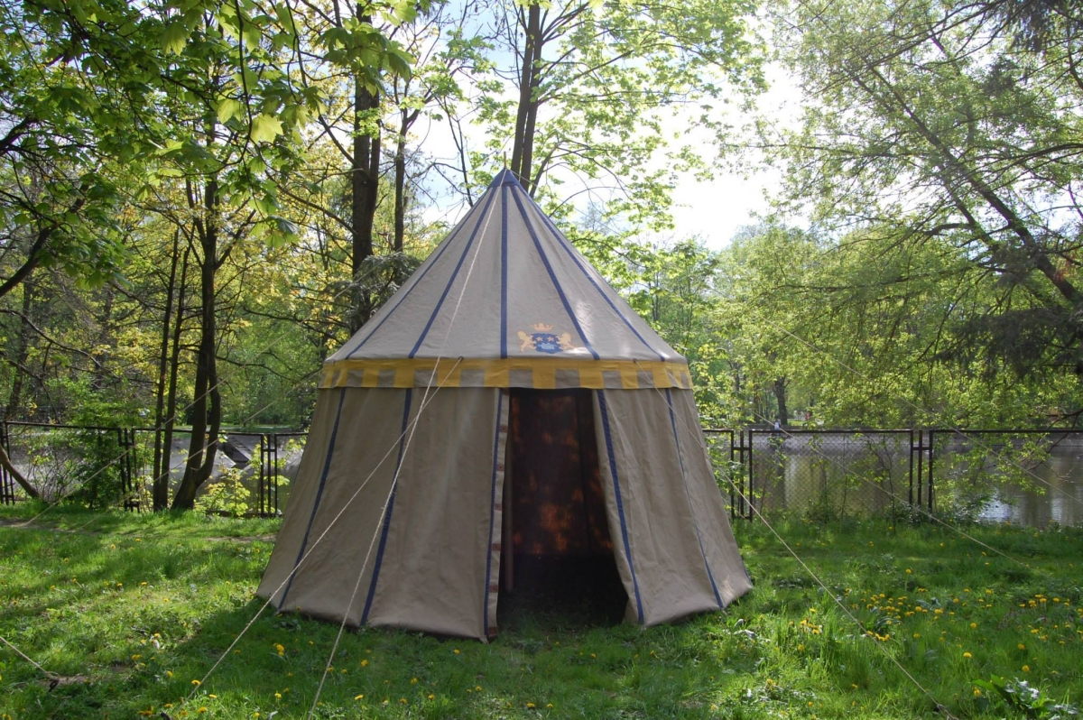 Historical Tents Tentorium Anglo Saxon Geteld Historical Tent